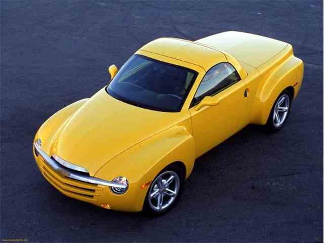 2003 Chevrolet SSR | 1035230