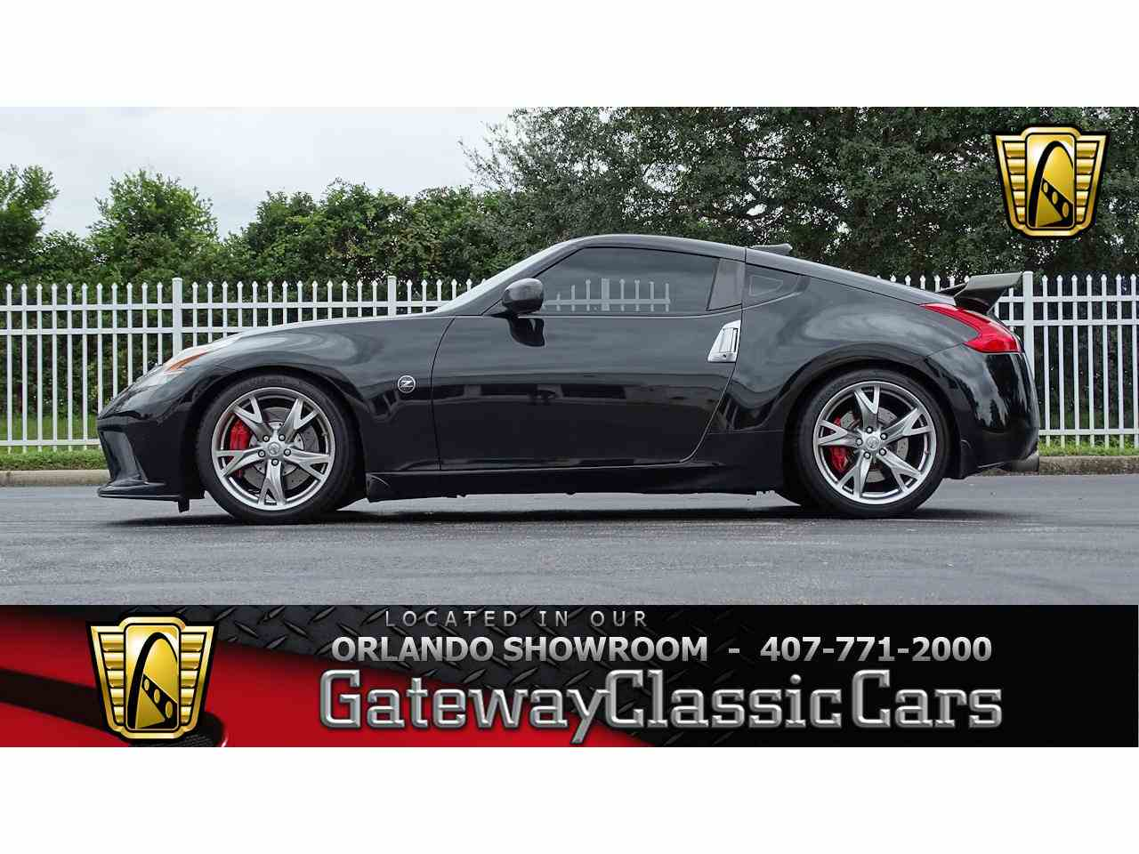 Large Picture of '09 370Z - $20,995.00 Offered by Gateway Classic Cars - Orlando - M6SI