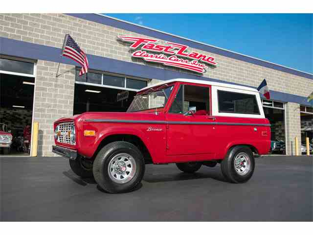 1973 Ford Bronco | 1035238