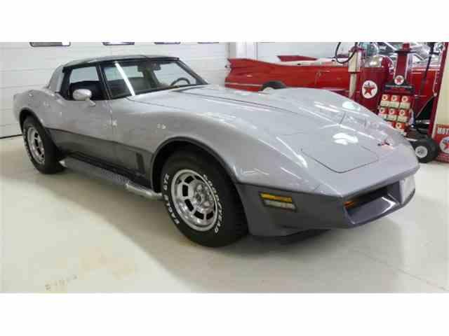 Picture of '81 Corvette - M6SN