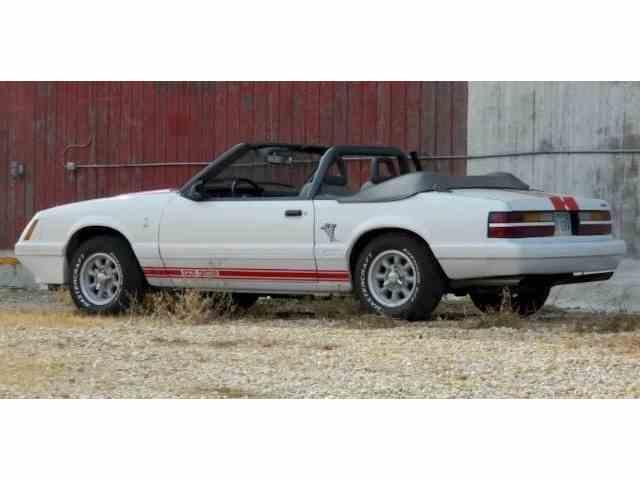 1984 Ford Mustang Predator Convertible | 1035242