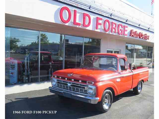 1966 Ford F100 | 1035274
