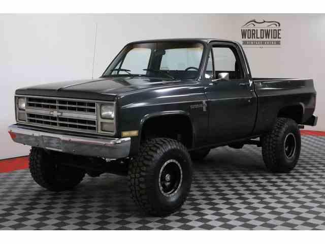 1986 Chevrolet 1500 | 1035277
