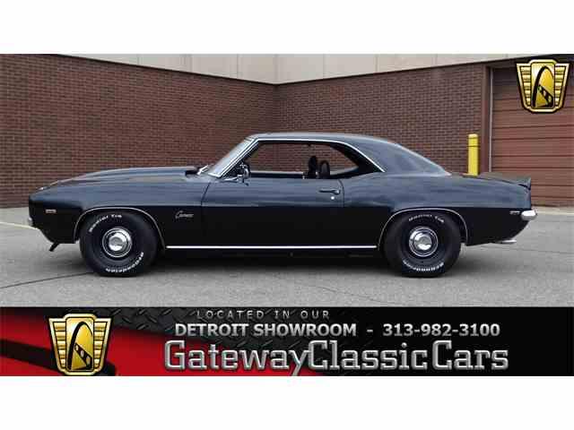 1969 Chevrolet Camaro | 1035278