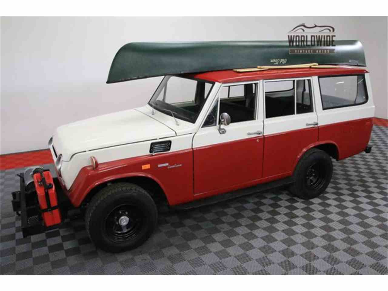 Large Picture of '72 Land Cruiser FJ - M6TR