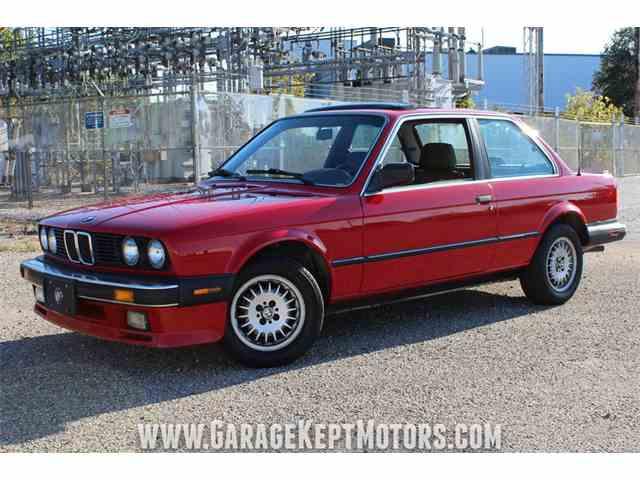 1986 BMW 325es   1030529