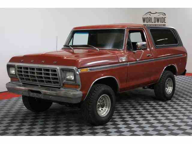 1979 Ford Bronco | 1035292