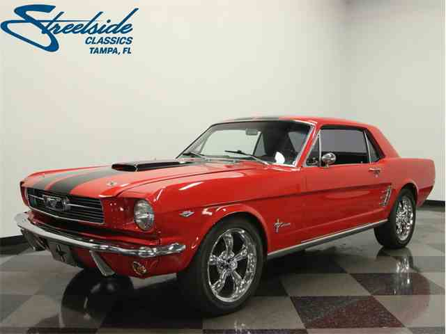 1966 Ford Mustang | 1030530