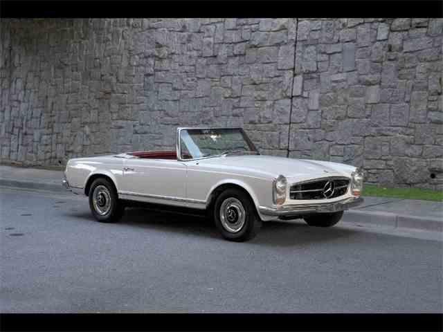1964 Mercedes-Benz 230SL   1035307