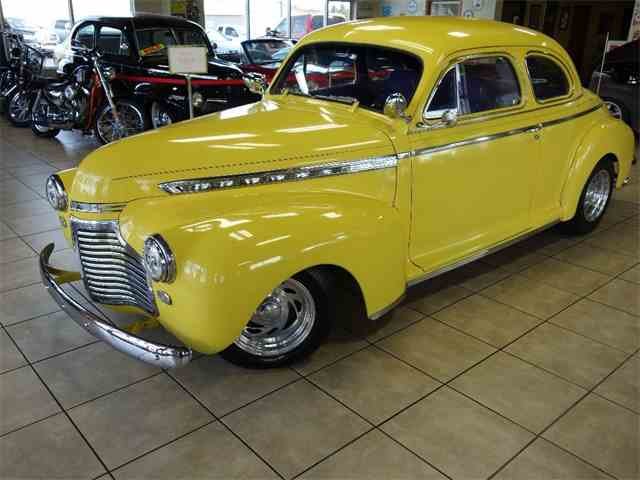 1941 Chevrolet 2-Dr Coupe | 1035308