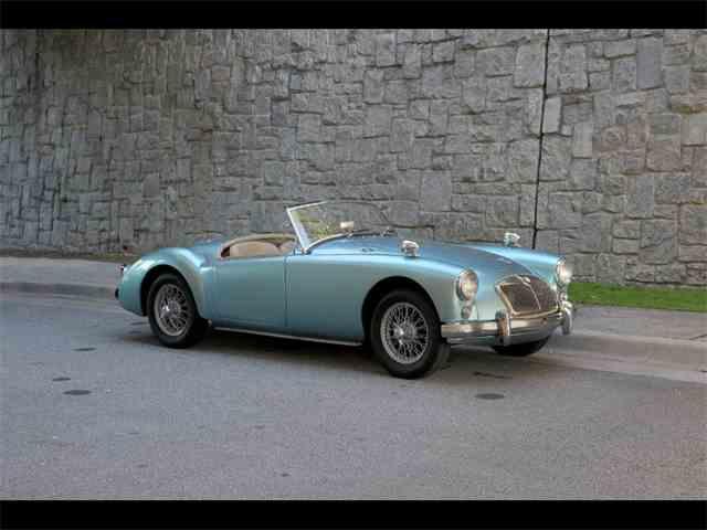 1957 MG MGA | 1035309
