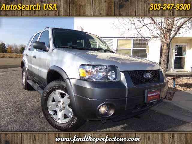 2006 Ford Escape | 1035315