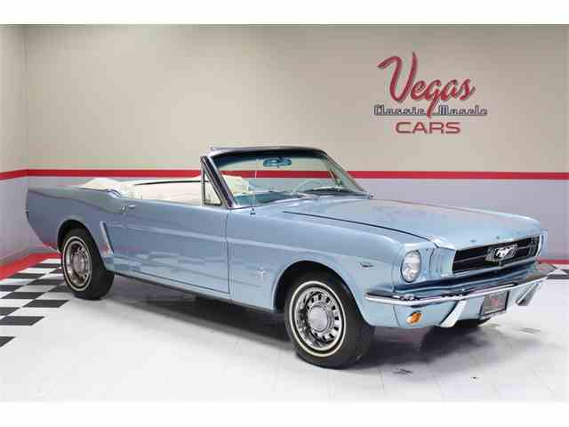 1965 Ford Mustang | 1035323