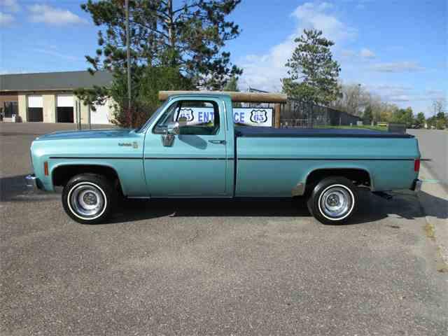 1977 Chevrolet Scottsdale | 1035336