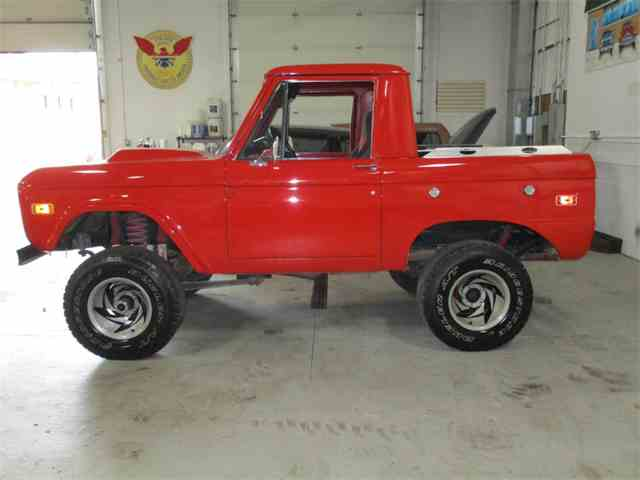 1976 Ford Bronco | 1035337