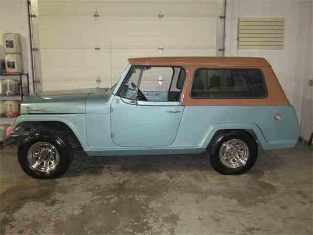 1968 Jeep Jeepster | 1035338
