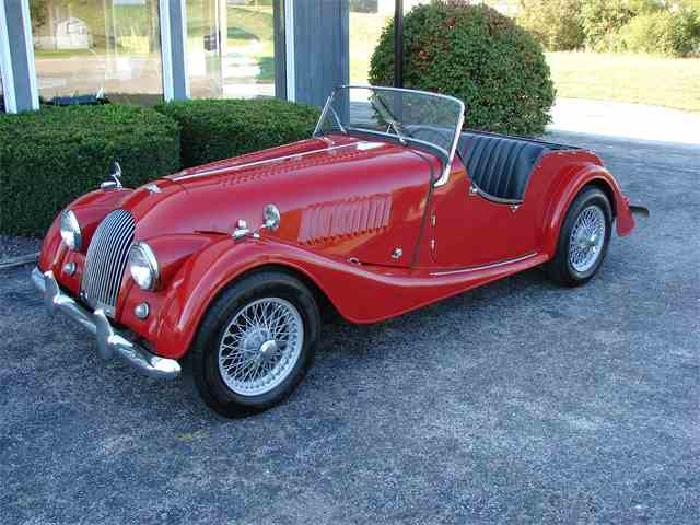 1962 Morgan Plus 4 | 1035340
