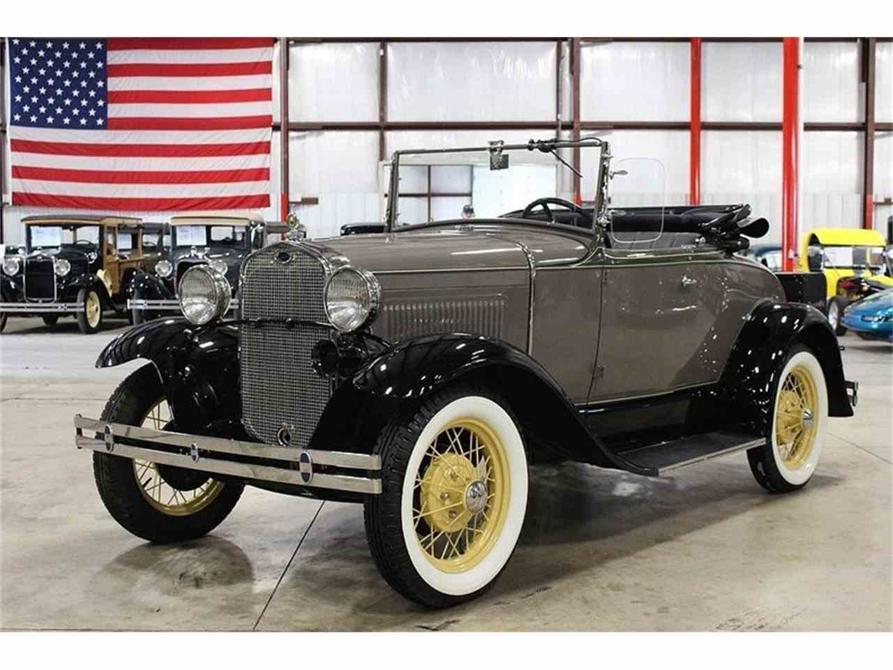 1930 Ford Model A for Sale - CC-1035341