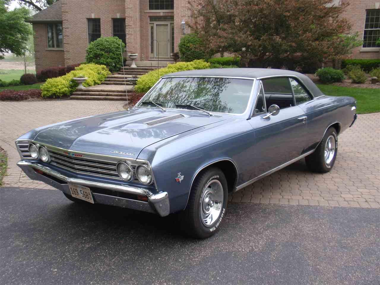 1967 Chevrolet Chevelle Malibu for Sale