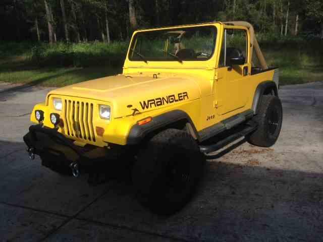 1988 Jeep Wrangler   1035346
