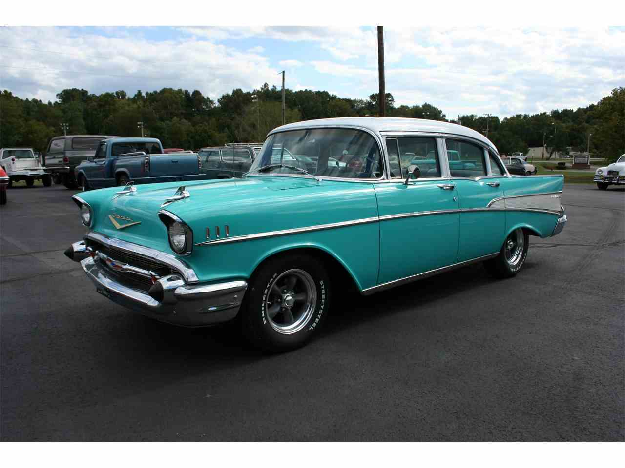 57 chevy for sale