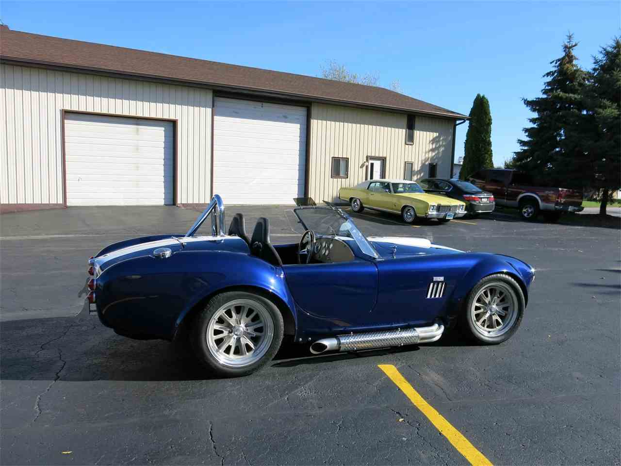 1965 shelby cobra replica for sale cc 1035357. Black Bedroom Furniture Sets. Home Design Ideas