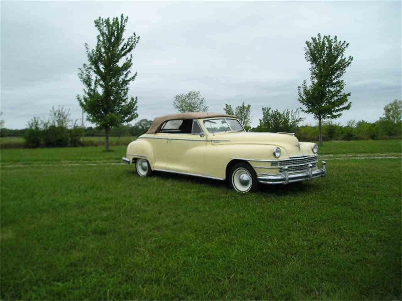 1948 Chrysler New Yorker For Sale Classiccars Com Cc