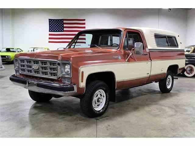 1977 Chevrolet Cheyenne | 1035366