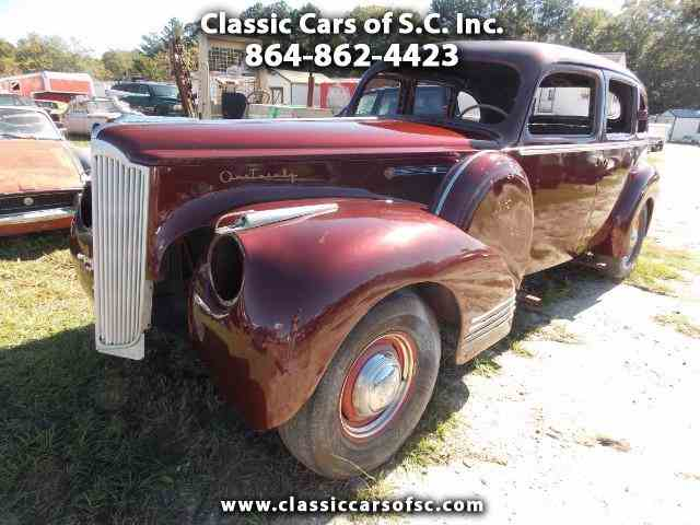 Picture of Classic 1941 Packard 120 - $10,000.00 Offered by Classic Cars of South Carolina - M6W7