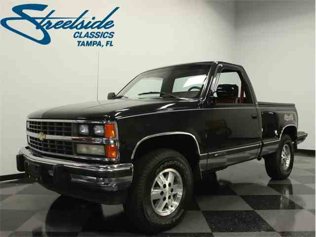 Picture of '88 Chevrolet Silverado - $24,995.00 Offered by Streetside Classics - Tampa - M6WC