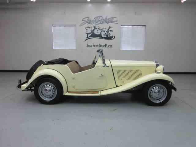 1951 MG TD | 1035382