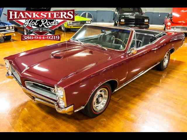 Picture of 1966 GTO located in Pennsylvania Offered by Hanksters Muscle Cars - M364