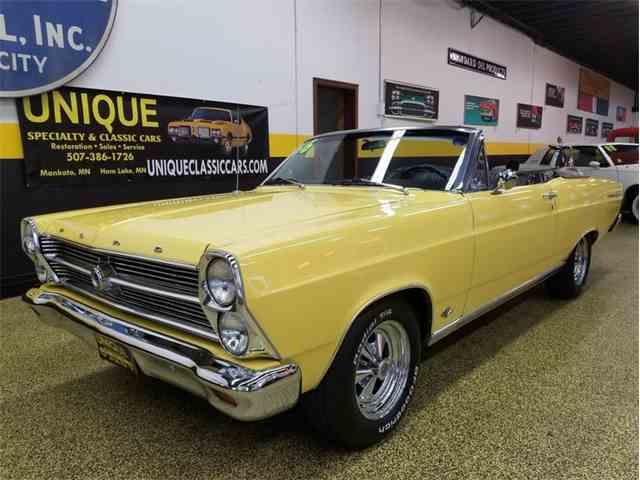 Picture of '66 Fairlane 500 - M6X6