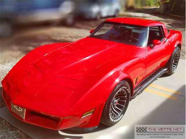 Picture of '81 Corvette - M6XD