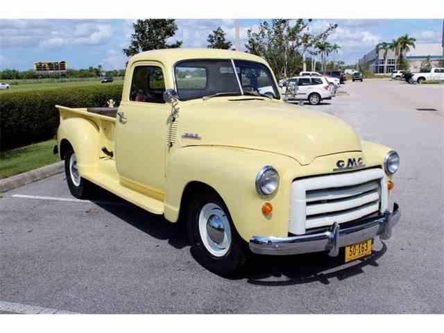 1947 Gmc 3500 Stingray Pickup   1035411