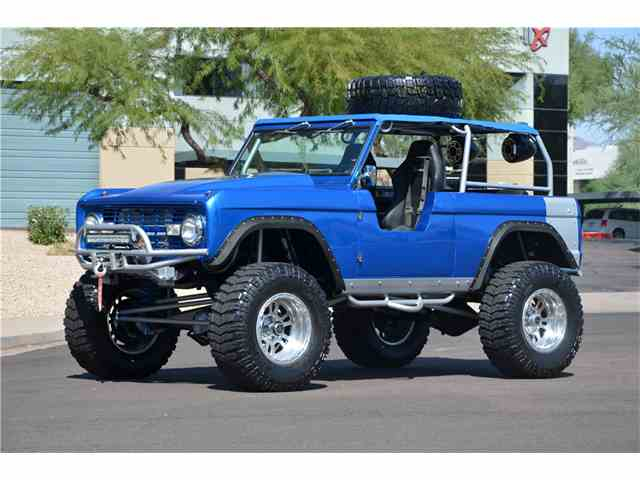 1977 Ford Bronco | 1030545