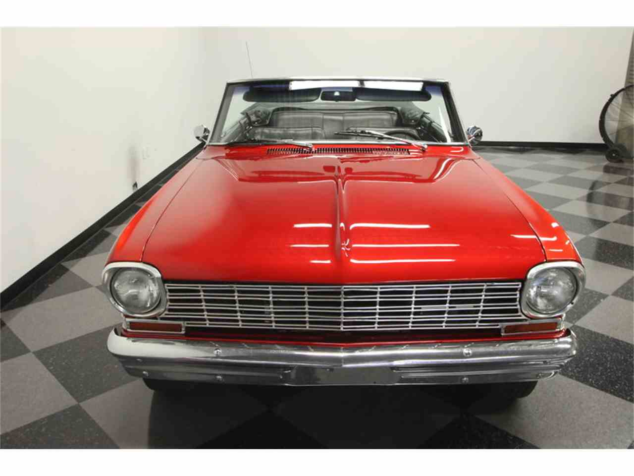Chevy Dealers Tampa >> 1963 Chevrolet Nova Chevy II Convertible for Sale ...
