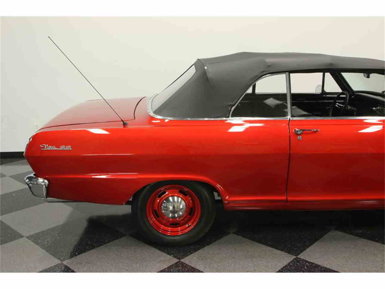 Chevy Dealers Tampa >> 1963 Chevrolet Nova Chevy II Convertible for Sale | ClassicCars.com | CC-1035454