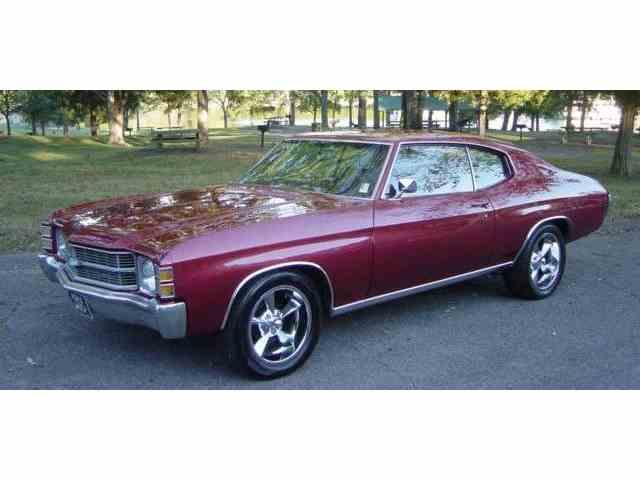 1971 Chevrolet Chevelle | 1035465