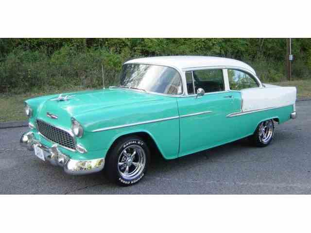1955 Chevrolet 2-Dr Post | 1035470