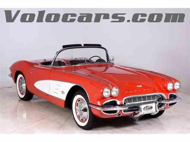 1961 Chevrolet Corvette | 1035482