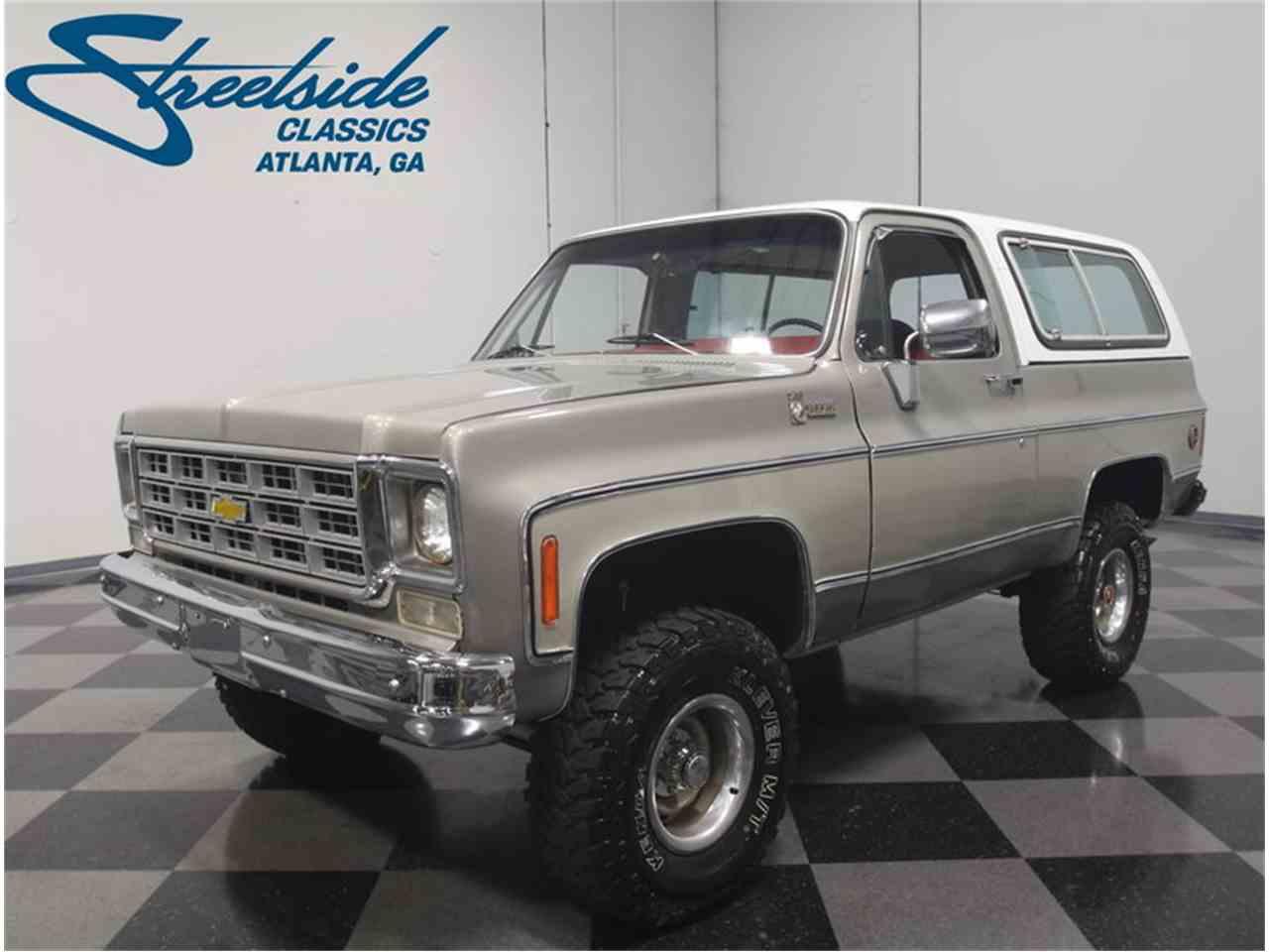 Classic Chevrolet Blazer for Sale on ClassicCars.com - Pg 2