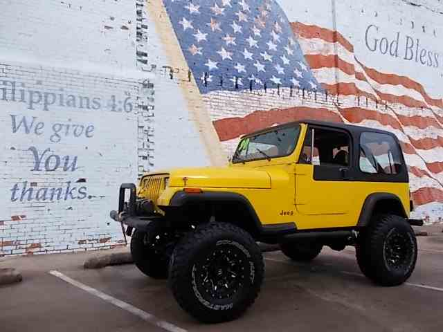 1990 Jeep Wrangler | 1035502