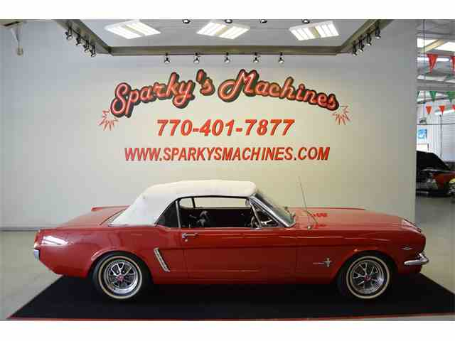 1965 Ford Mustang | 1035509