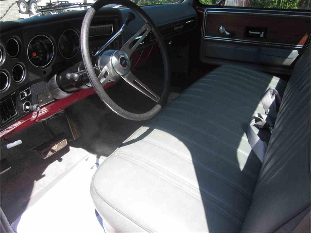 1974 chevrolet c10 cheyenne super for sale cc 1030552. Black Bedroom Furniture Sets. Home Design Ideas