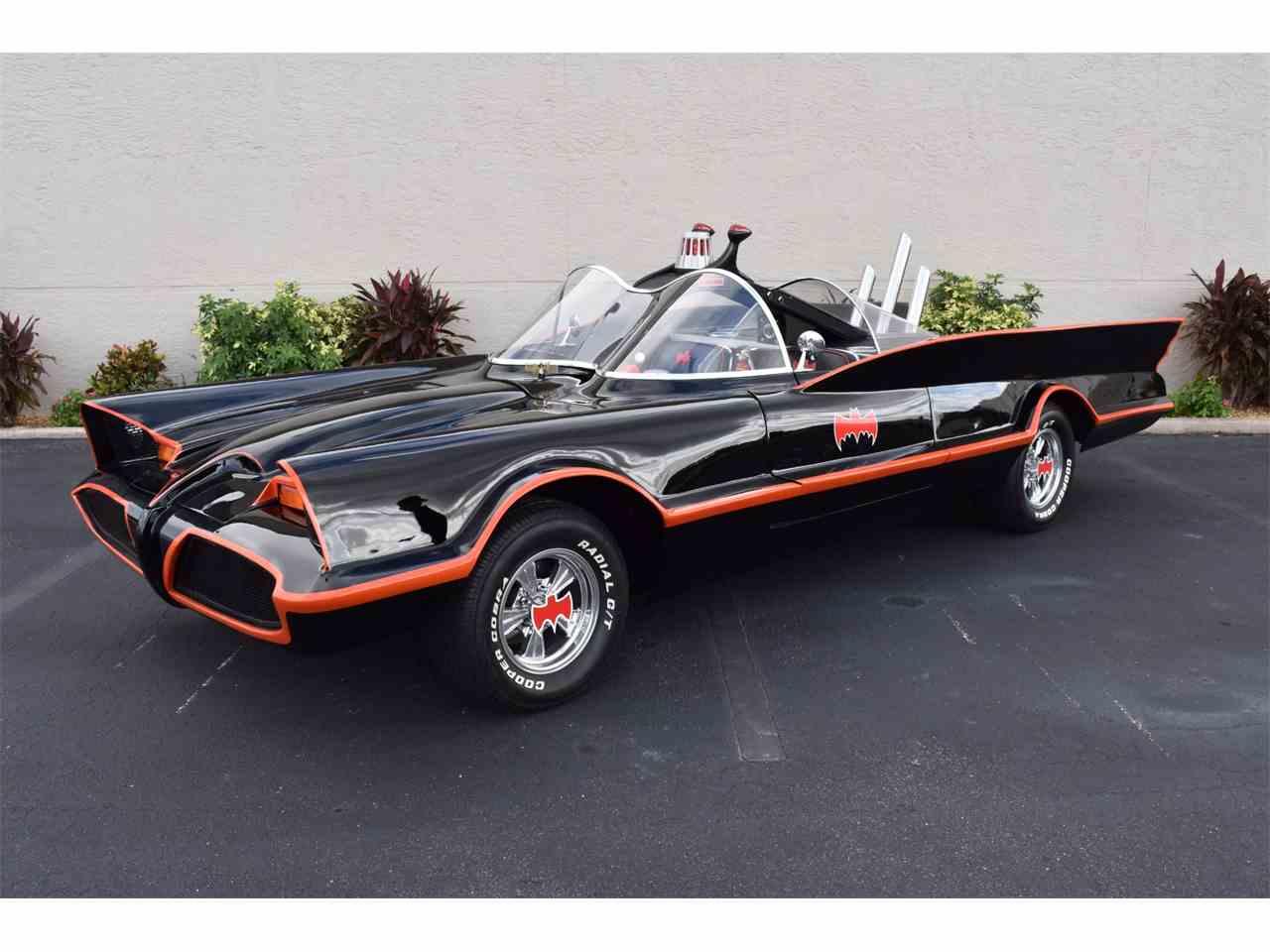 1966 Custom Batmobile for Sale | ClassicCars.com | CC-1035538