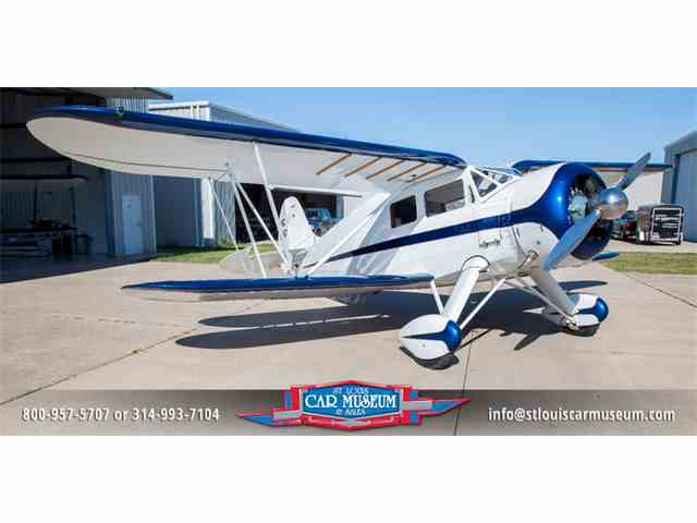 Picture of 1937 Classic Aircraft - $159,900.00 Offered by St. Louis Car Museum - M36I