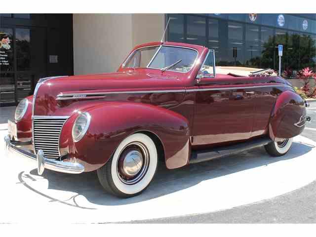 1939 Mercury Eight | 1035542
