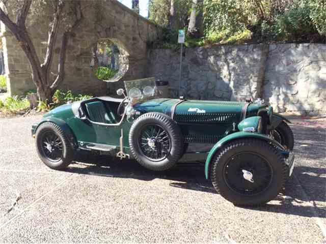 1935 Aston Martin Ulster | 1035548