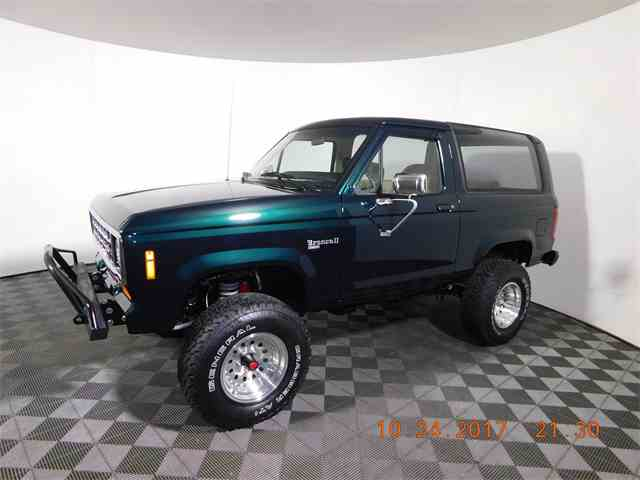 1988 Ford Bronco II | 1035550